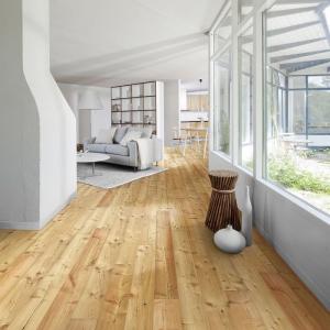 lariks houten vloer